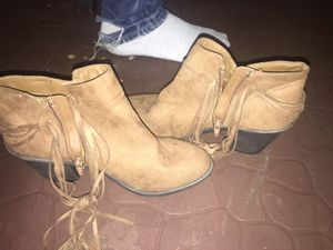 Time and tru boots women's size 11 for Sale in Imperial Beach, CA