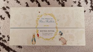 The World of Petter Rabbit (collection box) for Sale in Mountain View, CA