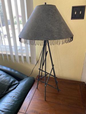 Modern table lamp for Sale in Denver, CO