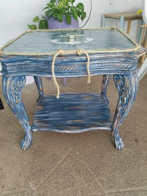 Side table for Sale in Port Charlotte, FL