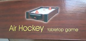 AIR HOCKEY Table top game for Sale in Lakeland, FL