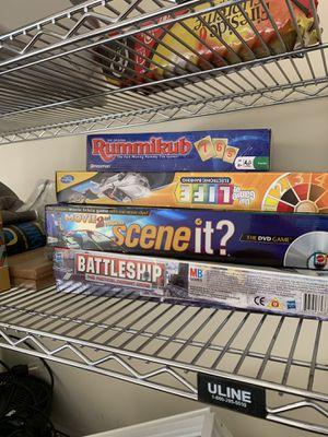 Board games for Sale in Alpharetta, GA