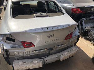 2007 Infiniti g35 sedan parts for Sale in Phoenix, AZ