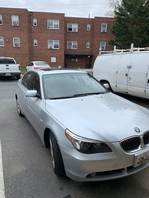 For Sell BMW 530 Xi for Sale in Silver Spring, MD