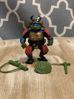 Leo the Sewer Samurai TMNT Action Figure for Sale in Brandon, FL