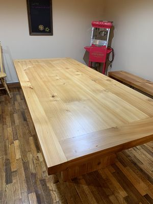 Cider Conference Table for Sale in Darrington, WA