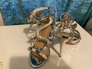Silver Heels 💖 for Sale in South Gate, CA