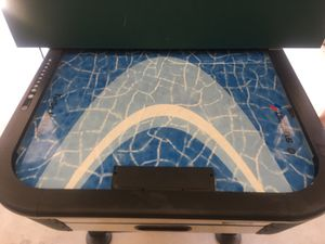 Ping Pong/Air Hockey Table with paddles and balls for Sale in Folsom, CA