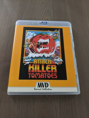 Attack of the Killer Tomatoes BluRay for Sale in Los Angeles, CA