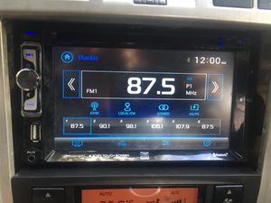 double din touchscreen radio Bluetooth Great condition dual touch screen for Sale in Miami, FL