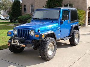 1999 Jeep Wrangler TJ 4.0L Auto for Sale in Addison, IL