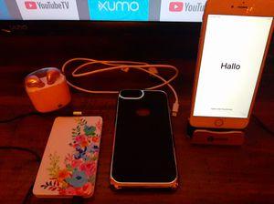 IPhone 6s plus rose gold 16GB Sprint Boost for Sale in Alexandria, VA