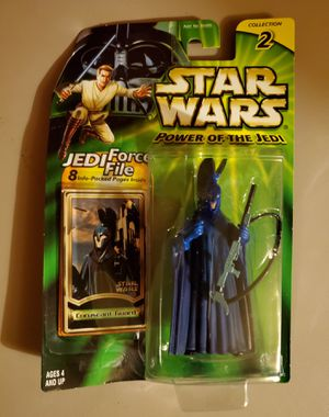 2000 STAR WARS Power of the Jedi Coruscant Guard Action Figure for Sale in Marysville, WA