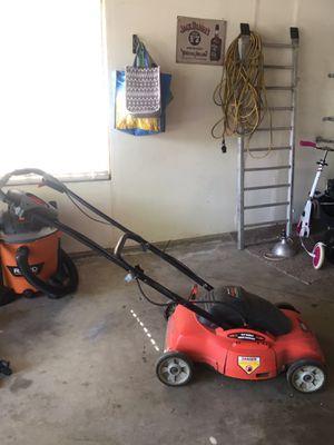 Electric lawn mower for Sale in Kingsburg, CA