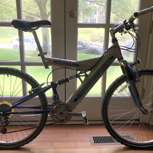 Pacific Mountain Bike Bicycle Full Shimano w Front and Rear Shocks for Sale in Dallas, TX