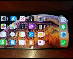 iPhone xs max for Sale in Cedar Park, TX