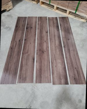 Luxury vinyl flooring!!! Only .67 cents a sq ft!! Liquidation close out! TYG for Sale in Ontario, CA