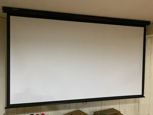Projector Screen for Sale in Forest View, IL