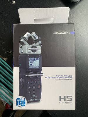 Zoom H5 Recorder for Sale in Columbus, OH