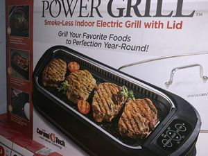 Power grill smoke-less for Sale in Minneapolis, MN