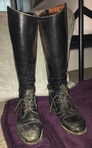 Schneider Riding boots size 7 for Sale in Chicago, IL