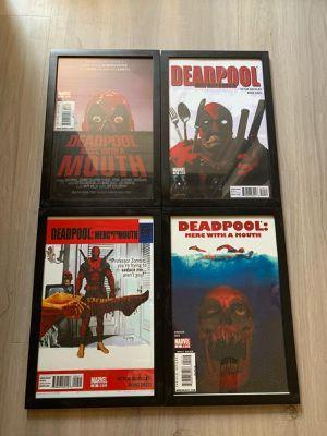 Deadpool comic book prints for Sale in Phoenix, AZ