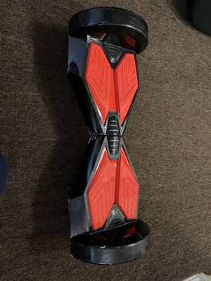 Hoverboard Segway Red Large Size disco lights on the sodes for Sale in Los Angeles, CA