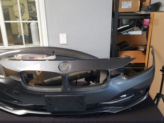 F30 Base Front Bumper OEM Grey for Sale in La Habra,  CA