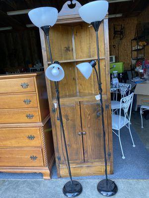 Floor Lamps (2) for Sale in Richmond, VA