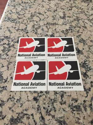 Aviation Academy stickers for Sale in Los Angeles, CA