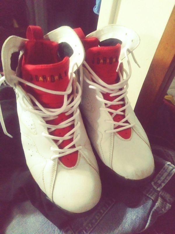 Jordans gr8 shape 12s