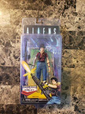 Neca Aliens space marine Lt. Ripley for Sale in Crystal City, MO