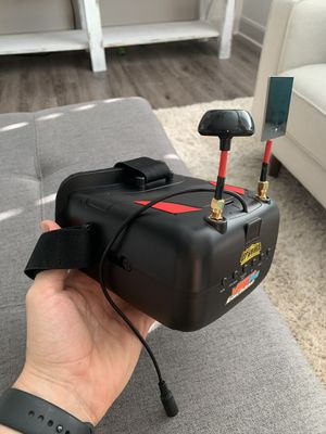 EACHINE - FPV Goggles 40CH 5.8G for Sale in Chandler, AZ