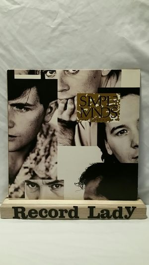 """Simple Minds """"Once Upon A Time"""" vinyl record alternative rock for Sale in San Diego, CA"""