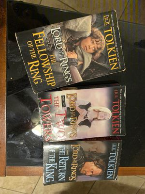 Lord of The Rings Books for Sale in Los Angeles, CA
