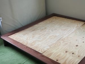 FREE King size platform bed FREE for Sale in Nokesville, VA
