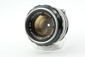 Nikon Nikkor-S Auto 50mm f/1.4 Non-AI Camera Lens (F mount) for Sale in Port Orchard, WA
