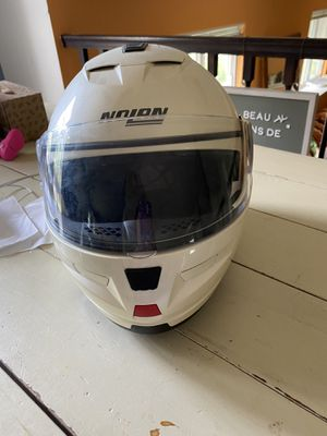 Nolan Motorcycle helmet w Bluetooth size L-XL for Sale in Westminster, CO