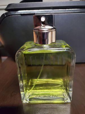 Calvin klein Eternity 6.7 oz big bottle perfume for Sale in San Bernardino, CA