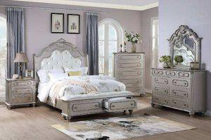 Calking 4 pc bedroom set for Sale in Fresno, CA