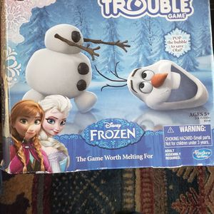 Trouble FROZEN edition for Sale in South Lake Tahoe, CA