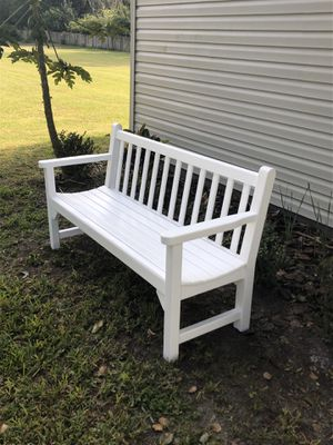 Handcrafted Garden Bench for Sale in Lutz, FL