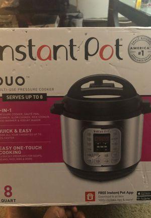 Instant pot pressure cooker for Sale in Philadelphia, PA