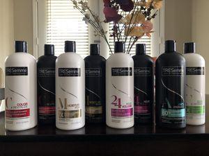 8 tresemme shampoo & conditioner (non-negotiable) for Sale in Riverside, CA