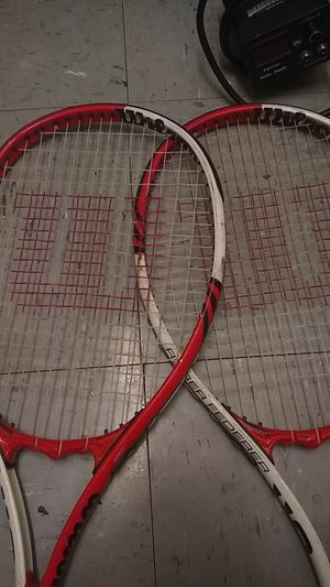 Wilson Pro Rackets for Sale in Akron, OH
