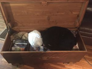 Cedar chest. Price reduced for Sale in Sand Springs, OK