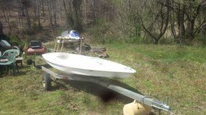 13 ft . Minifish sailboat. No sail for Sale in Fredericksburg, VA