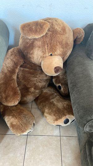 Giant teddy bear for Sale in Rancho Cordova, CA