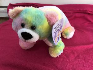 Stuffed bear, mini pillow pet for Sale in Montebello, CA