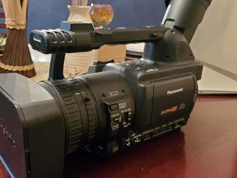 Panasonic Professional Video Camera for Sale in Dallas,  TX